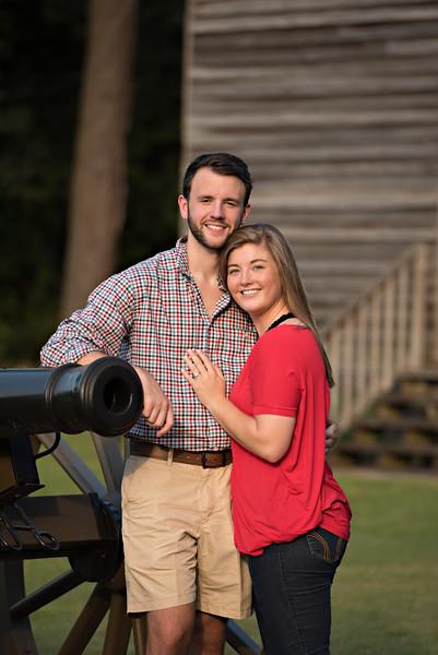 Landon and Hannah