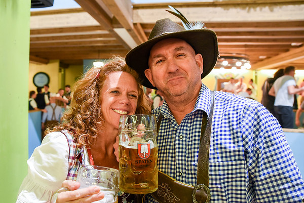 Oktoberfest- Munich