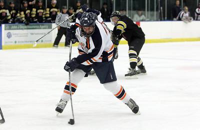 Salem State Ice Hockey Home Opener