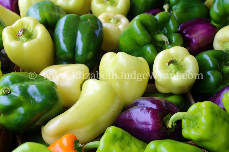 Peppers Easton Farmers' Market Saturday 8/2/2014