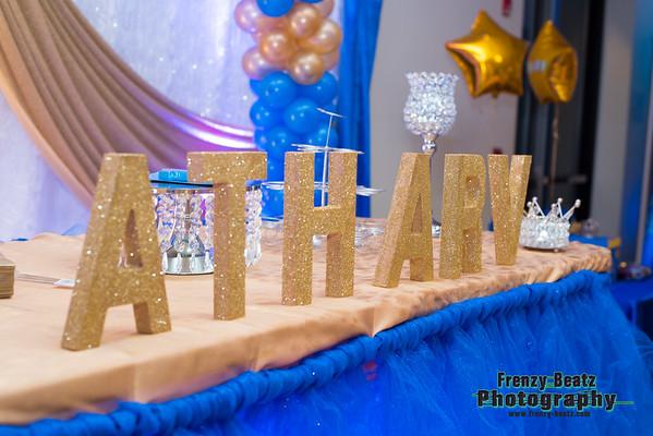 Atharv | 1st B'day | Decoration
