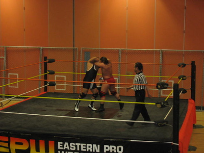 Eastern Pro Wrestling November 2, 2007