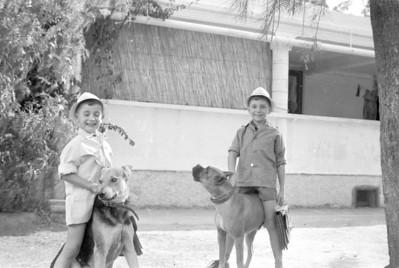 Maroc Octobre 1965
