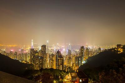 12-21 (Hong Kong, Cheung Chau, Austin Mountain, Victoria Peak)