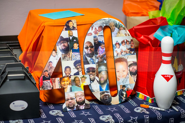 Terrence's 40th Birthday Surprise
