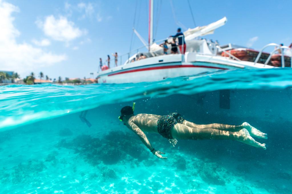 Aruba Snorkeling Tour