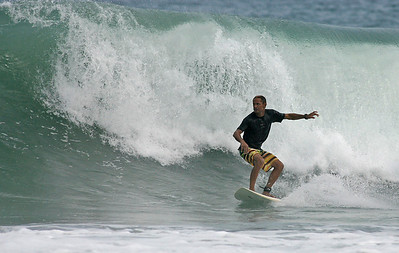 C-Street 8/7/10 Tropical Storm Swell