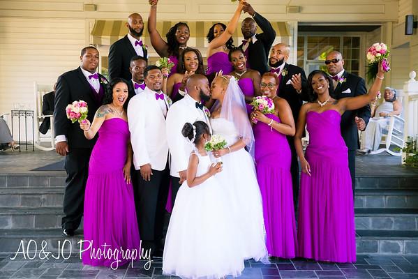 Ed' Dorene's Wedding