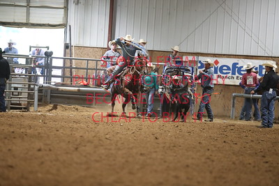 sat pm tie down + team roping