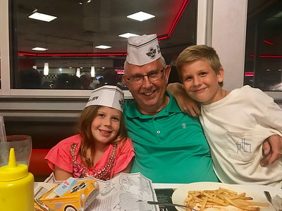 6/8/2018 A trip to Steak and Shake in Prattville