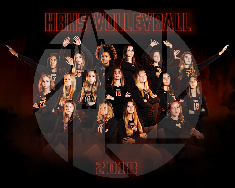 Girls Volleyball Specialty