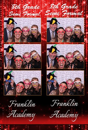 2018 Franklin Academy Semi Formal