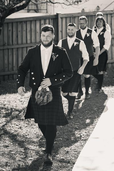 Ussery Wedding