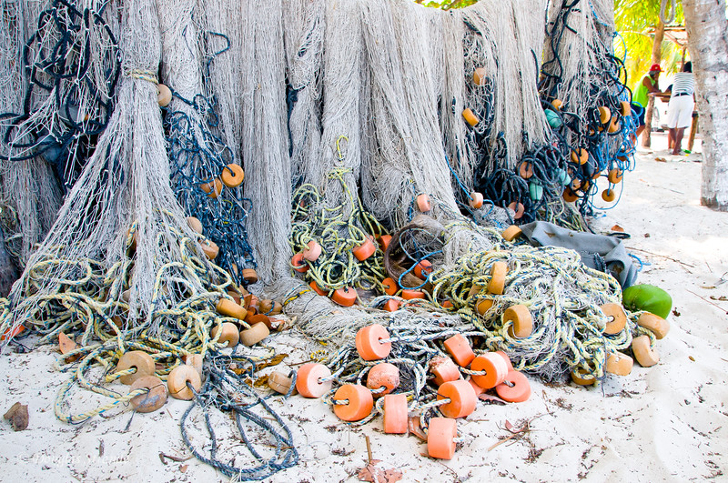 Around Town: Fishing nets