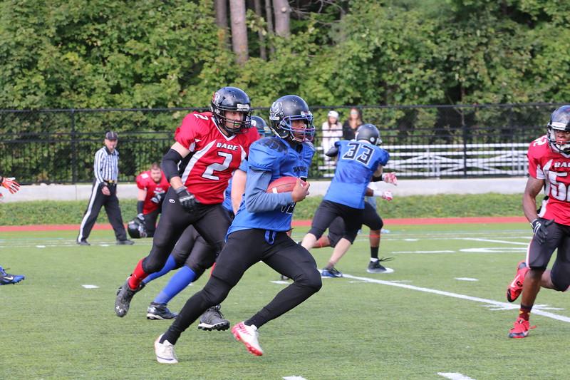 9-14 Ravens vs Southern New England Rage