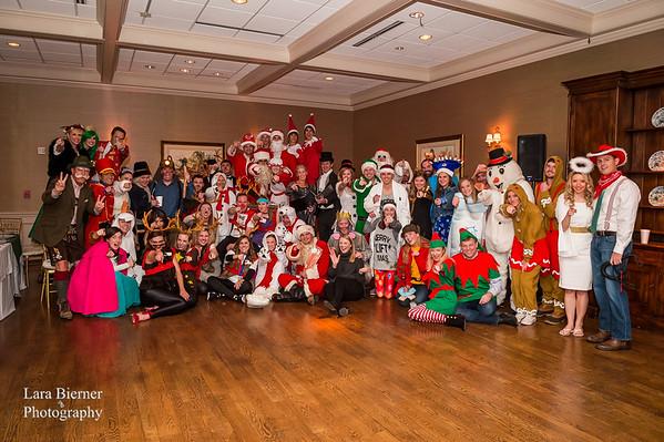 Decherd Holiday Party 2017