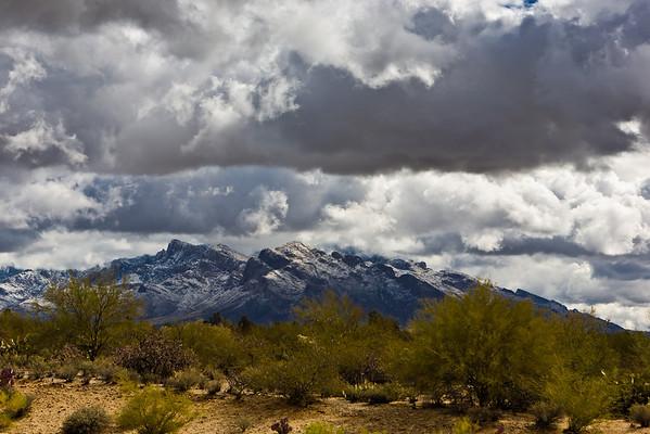 2011 Tucson Weather