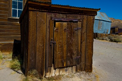 Bodie CA - Ghost Town