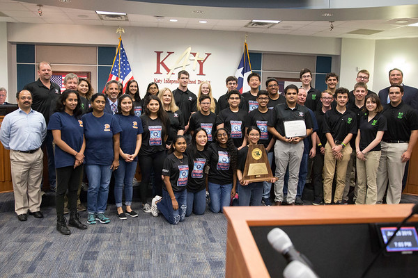 KISD School Board Meeting 6-25-18