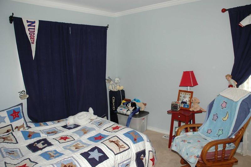 Bedroom #1 - Upstairs