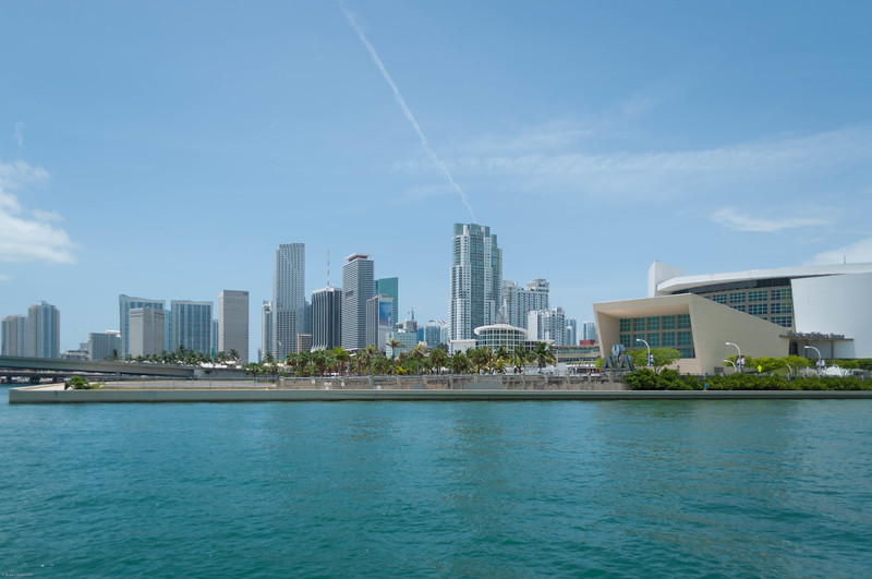 Miami from Bayfront Park