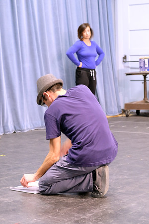 Spamalot - PAP - Rehearsals