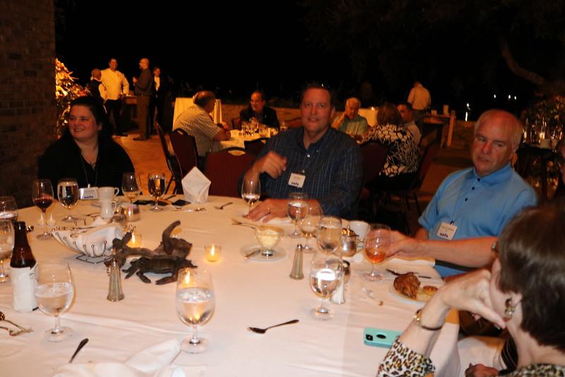 Ava Caridad, John Blum, David Patterson