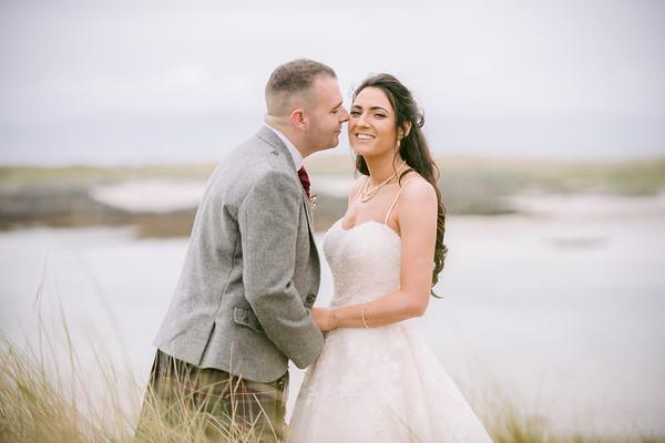 Clare & Jamie's Wedding