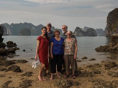 Halong Bay & Bai Tu Long Bay