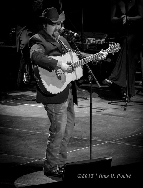 "Daryle Singletary began ""I Don't Need Your Rocking Chair""..."