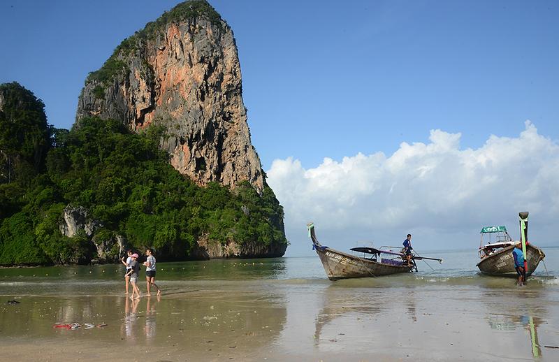 Railay West Beach, Thailand