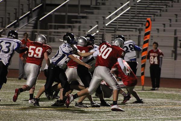 Freshmen Red vs Hebron