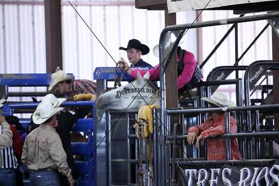 PRCA Saddle Bronc