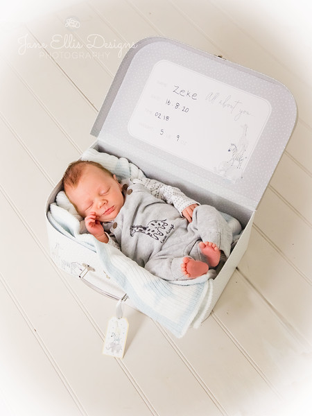 Zeke Newborn