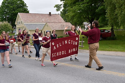 AMHS Loves A Memorial Day Parade II photos by Gary Baker