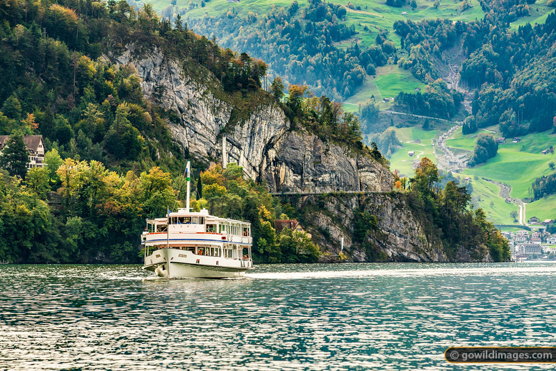 Lucerne Ferry