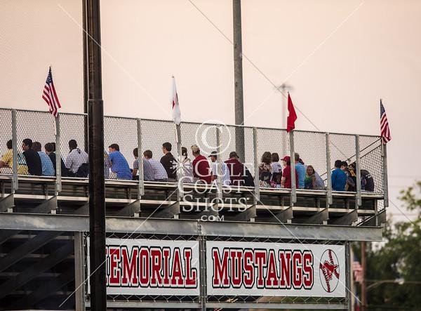 2012-05-12 Baseball Varsity Cy Woods @ Memorial