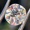 3.56ct Antique Cushion Cut Diamond 6