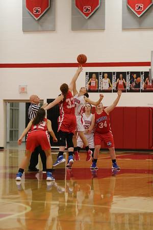 Sheridan vs Licking Valley 9th Grade Girls