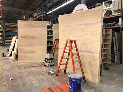 Turner - Paid Off Build  - Production Stills 3/18/18