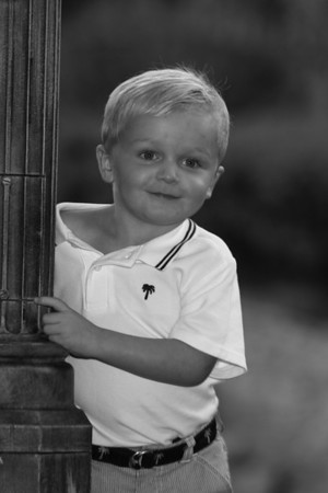 Drew 3 Years Old
