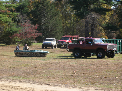 Oct 26, 2008 - Cleanup day in Wharton State Forest