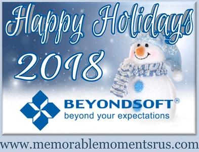 Beyondsoft -Holiday 2018