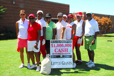 """Final Round The """"Little Giant"""" Golf Classic Labor Day Weekend Sept 4, 2010"""