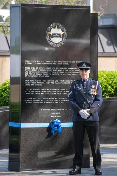2018 Peace Officer Memorial Parade & Service