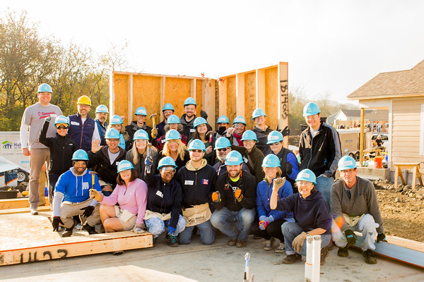 11-03-18 | Habitat for Humanity Home Build