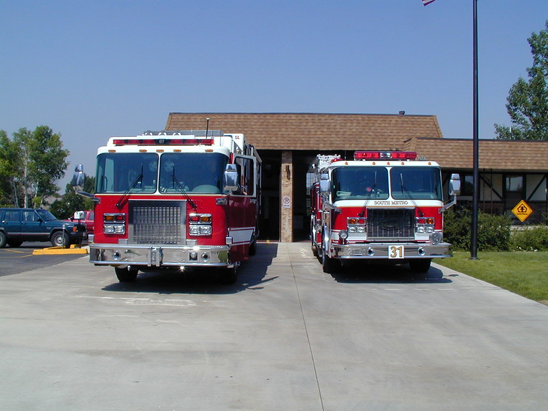 HAMER and Engine 31