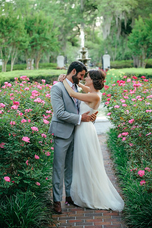 Jen + Marty | New Orleans Plantation Wedding