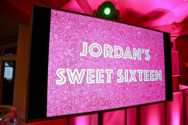 Jordan's Sweet 16