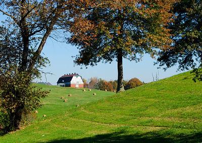Barn - Western Piedmont Community College